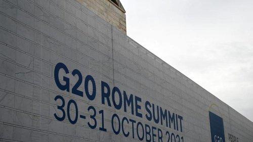 Klimakrise: G20-Gruppe verspricht Klimaschutz und streitet über Ziele