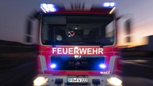 Auf Gewitter folgt Gewitter: Viele Einsätze für Feuerwehr