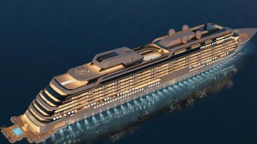 Schiffbau: Meyer-Werft soll Schiff mit Luxusappartements bauen
