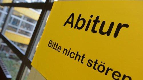 Abitur mit Infektionsschutz: Extra-Räume für Testverweigerer