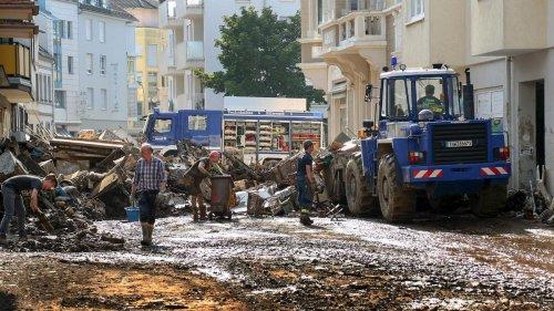 Flutkatastrophe : THW klagt über Angriffe auf Helfende