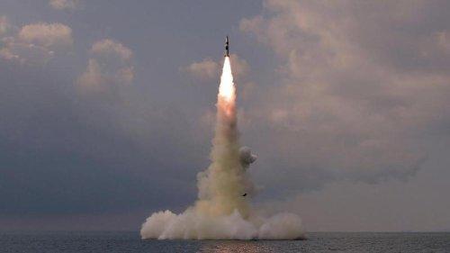 Militarisierung: Nach Raketentest Nordkoreas: UN-Sicherheitsrat tagt