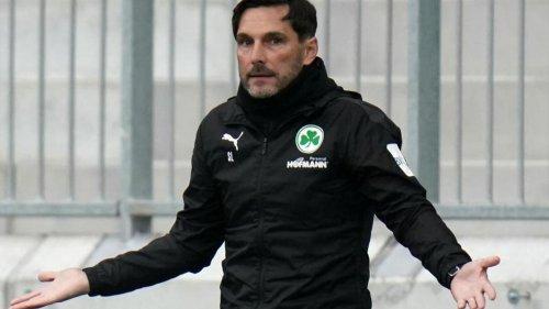 """Fürth vor """"Geduldsspiel"""" gegen Braunschweig"""