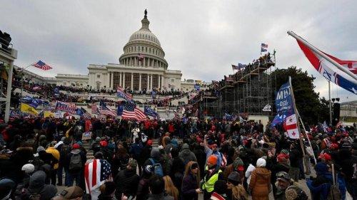 Pro-Trump-Demo: Geplante Pro-Trump-Demo am US-Kapitol beunruhigt Polizei