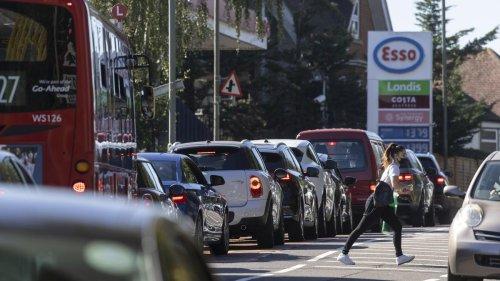 Großbritannien: Zahlreiche britische Tankstellen haben keinen Sprit mehr