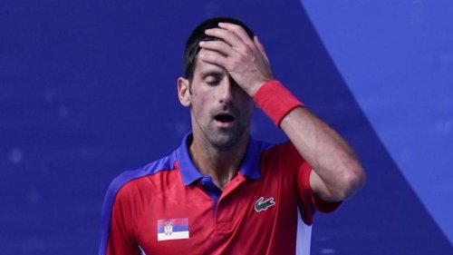 Olympia: Nach Pleite gegen Zverev: Djokovic verspielt auch Bronze