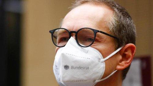 Gesundheit: Müller enttäuscht von späterer Einführung der Schnelltests