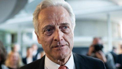 Wahlen: Ex-Bundesverkehrsminister Ramsauer verliert zweistellig
