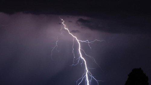 Wetter: Regen, Gewitter und Wind in Rheinland-Pfalz und dem Saarland