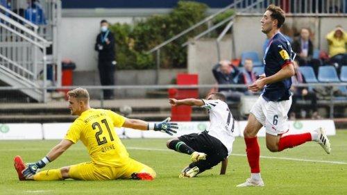 Fußball: 96 im Zweitliga-Aufwind: 3:0-Sieg bei dezimierten Kielern