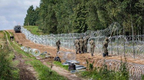 Polen: Offenbar weiterer Migrant an der Grenze zu Belarus gestorben