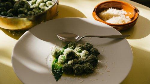 Spinat-Ricotta-Gnocchi: Spinat hat eine Ehrenrettung verdient
