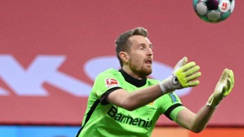 Fußball: Neuer Trainer bestimmt Torwart Hradecky zum Bayer-Kapitän