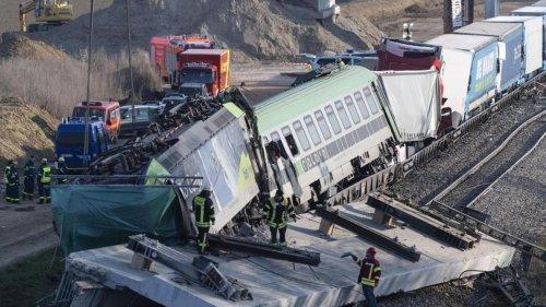 Unfälle: Ursache des Zugunglücks von Auggen geklärt