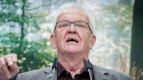 """Parteien: Kretschmann: Warnung vor grüner Gefahr ist """"Stuss"""""""