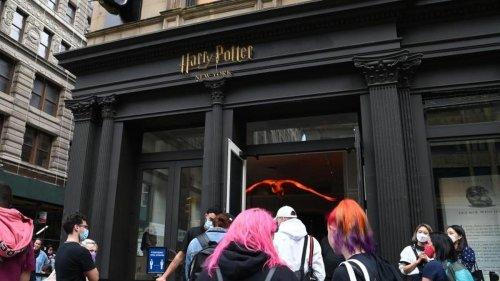 Großer Harry-Potter-Laden in New York eröffnet