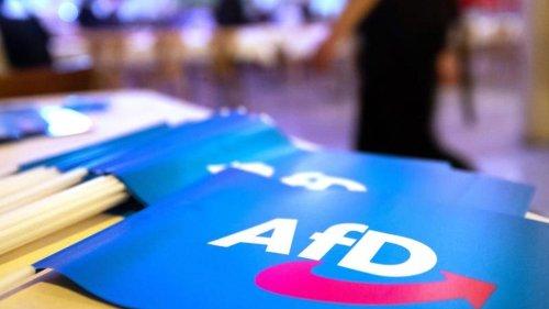 Landtag: AfD bei Wahl in Kontrollgremium wieder durchgefallen