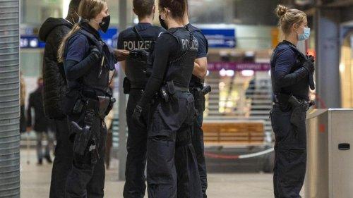 Kriminalität: Waffenverbot am Wochenende an drei NRW-Bahnhöfen