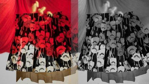 Kleider für Männer: Falten machen schön