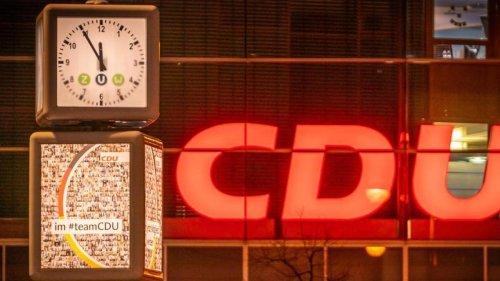 Nach Votum für Laschet Austritte aus Berliner CDU