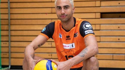 Volleyball: Berlin Volleys verlängern mit Benjamin Patch bis 2024