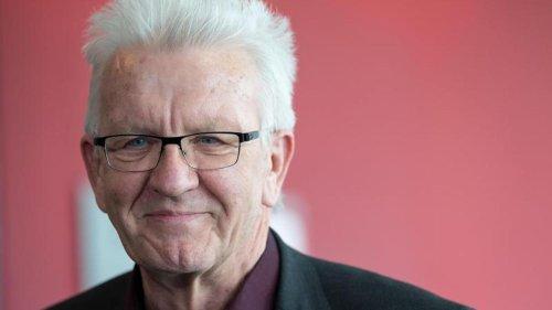 """Kretschmann über Kanzlerkandidatur: """"Spannend ist es schon"""""""