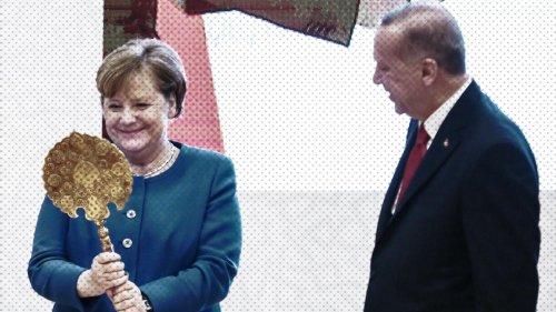 Angela Merkel: Ein schwaches Zeugnis in Sachen Menschenrechte