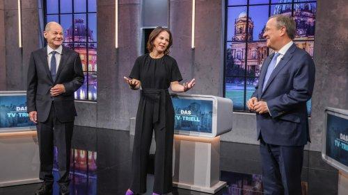 TV-Wahlkampf: Trainingscamp für stressresistente Politiker