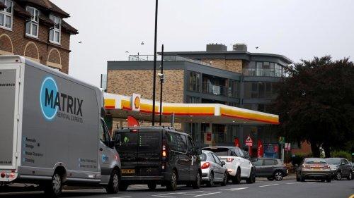 Brexit: Treibstoffmangel und Lieferengpässe in Großbritannien