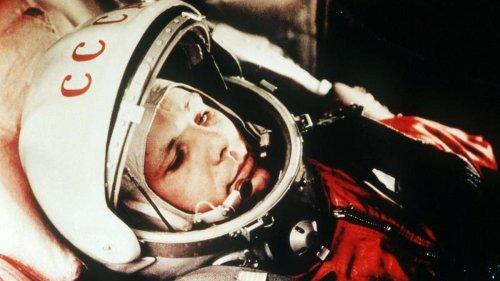 Juri Gagarin: Russland veröffentlicht historische Fotos