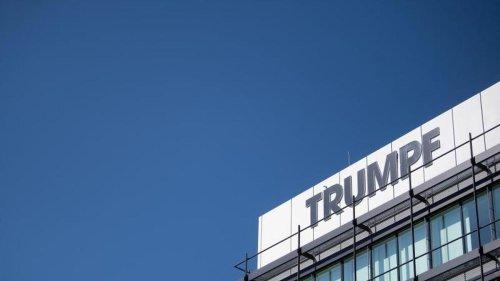 Maschinenbau: Trumpf investiert elf Millionen Euro in Neukirch