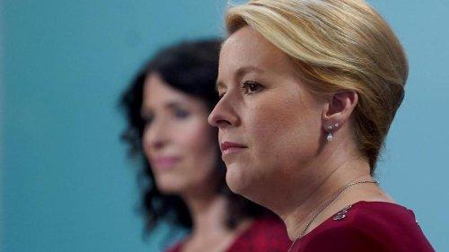 Wahlen: Rot oder Grün im Roten Rathaus? Wahlkrimi in Berlin