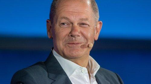 Olaf Scholz: Roter Teppich für den Scholzomaten