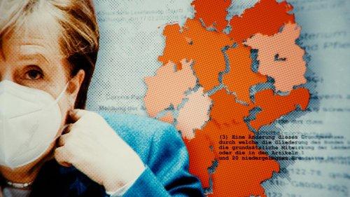 Corona-Maßnahmen: Warum Angela Merkel die Bundesländer teilweise entmachtet hat