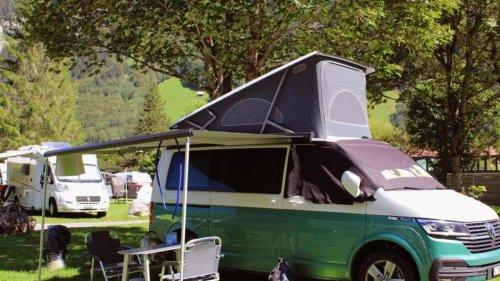 Feriendomizil auf vier Rädern: Wohnmobil-Vielfalt: Vom Mini-Camper zum Luxusliner