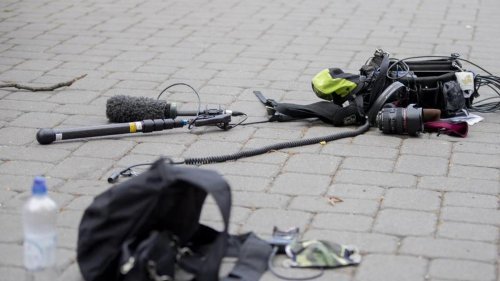 Kriminalität: Angriff auf ZDF-Team: Ermittlungen seit einem Jahr