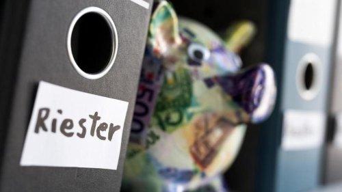 Auszahlung der Riester-Rente ist nicht immer die beste Wahl