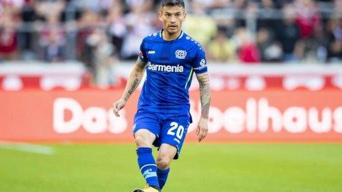 Fußball: Bayer Leverkusen mehrere Wochen ohne Charles Aranguiz