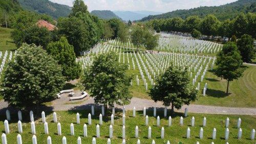 Srebrenica: Leugnung des Völkermords in Bosnien-Herzegowina künftig strafbar