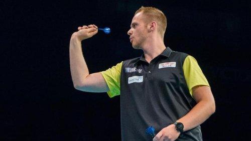 Darts: Darts-Profi Max Hopp hatte mit frühem Ruhm zu kämpfen