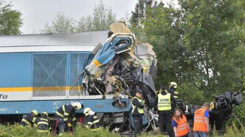 Unfälle: In Tschechien verunglückter Zug ist von deutscher Länderbahn