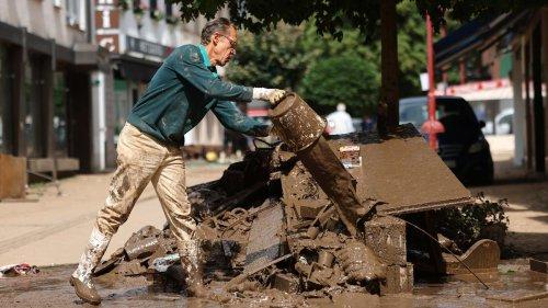 Hochwasserkatastrophe: Rotes Kreuz fordert stark verbesserte Katastrophenhilfe
