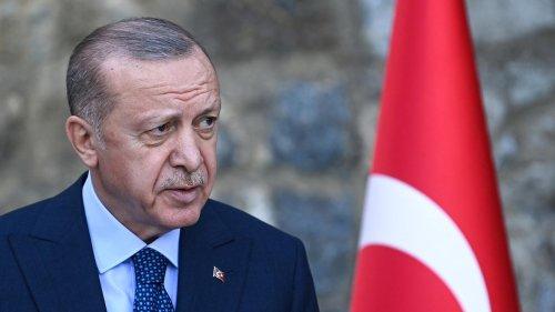 Türkei: Erdoğan rückt von angedrohter Ausweisung westlicher Diplomaten ab