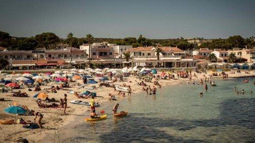 Corona-Pandemie: Hochinzidenzgebiet Spanien - Reisebranche ist besorgt