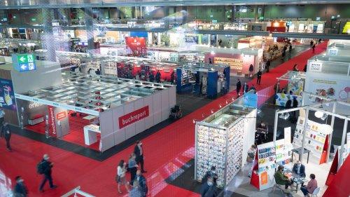 Frankfurter Buchmesse: Nichts los hier. Auch schön