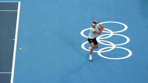 Tennis bei Olympia 2021: Den Unschlagbaren deklassiert