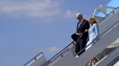 Joe Biden trifft EU-Spitze in Brüssel
