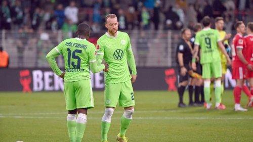 """Wolfsburg-Pleite bei Union: """"Wölfe"""" vom Bayern-Jäger zum Dreifach-Verlierer"""