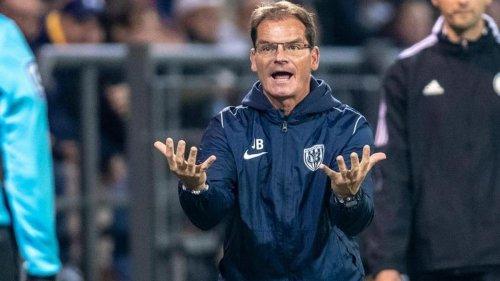 Fußball: Babelsbergs Buder zwischen Glücksgefühl und Trainer-Schmerz