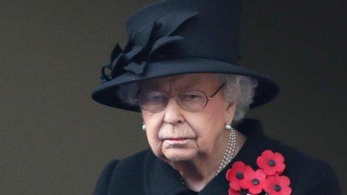 Erster Auftritt der Queen nach Philips Tod